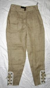 Pantaloni BAVAREZI IN pt. FEMEI, marimea L - 75 LEI